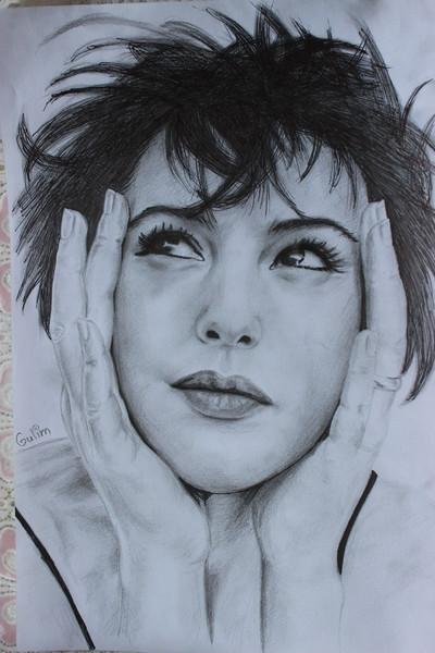 Monica Bellucci by Gulim
